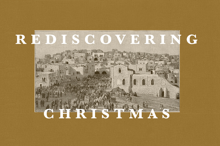 Rediscovering Christmas (Week 3): The Risks and Rewards of Relationship